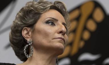 Sônia Maria Andrade dos Santos é a primeira mulher a ocupar um cargo de vice-presidente no Vasco Foto: Guito Moreto / Agência O Globo
