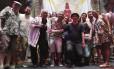 Chefs e organizadores do bloco, que tem banda própria e fez o primeiro desfile em 2015 Foto: Divulgação/Ac Junior