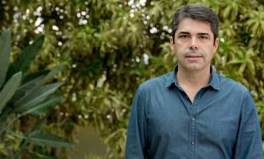 O novo diretor do Canal Brasil, Alexandre Cunha Foto: Divulgação