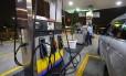 Posto de gasolina Foto: Márcio Alves / Agência O Globo