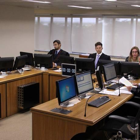Os desembargadores do Tribunal Regional Federal da 4ª Região Foto: Divulgação/TRF4