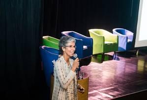 Tania Almeida é diretora presidente e fundadora do instituto, Foto: Divulgação