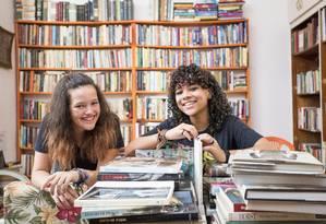 Mel Gouveia Lyra e Bethânia Kercher estão à frente do projeto Foto: Bárbara Lopes