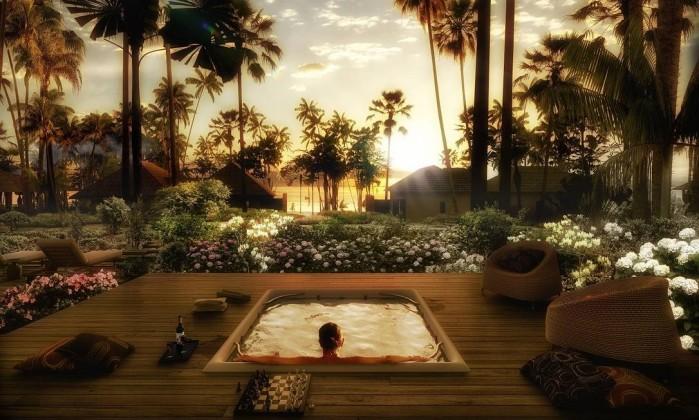 Os novos hot is para os mercados de luxo e gera o for Design hotel zanzibar