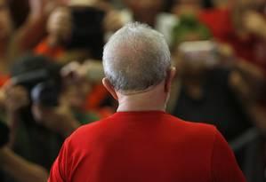 Com voto de revisor, Lula é condenado em 2ª instância Foto: Edilson Dantas / Agência O Globo