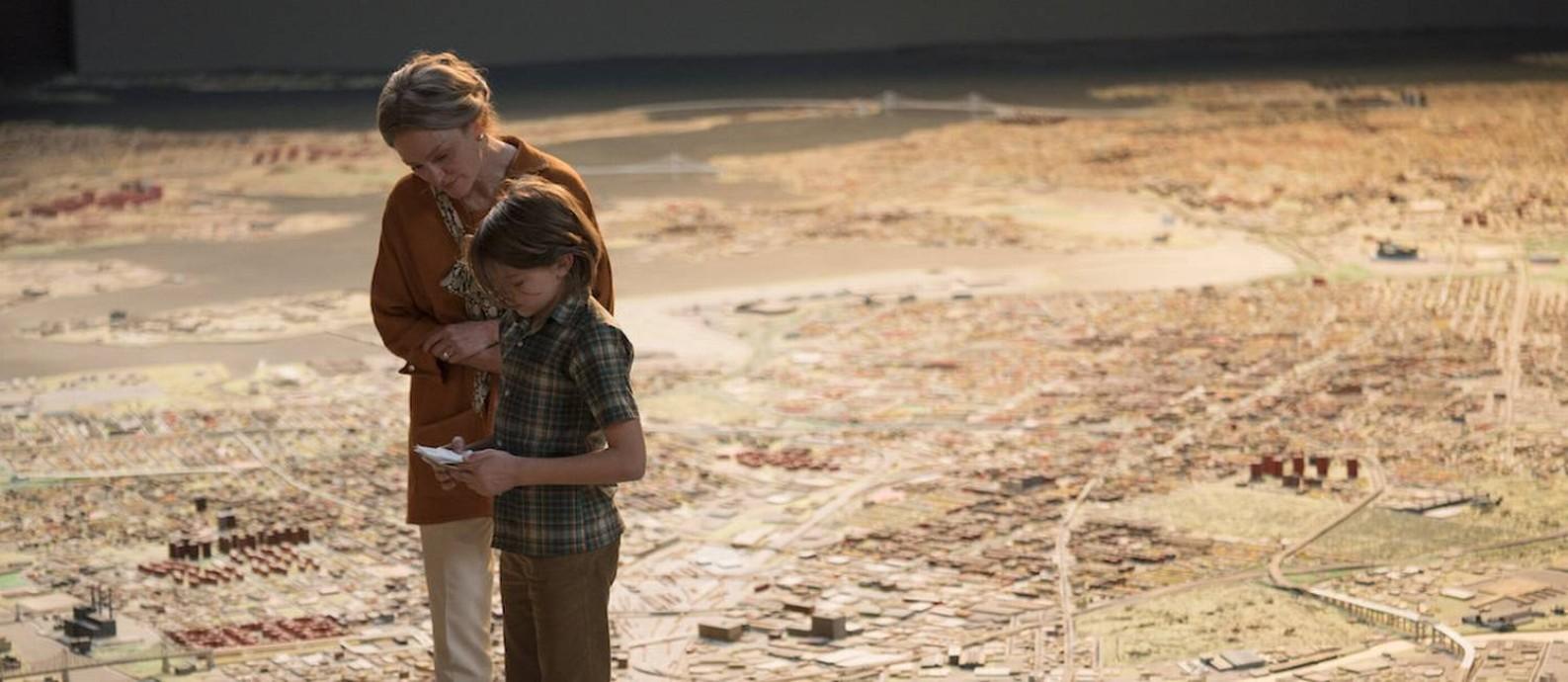 Cena do filme 'Wonderstruck' Foto: Divulgalção