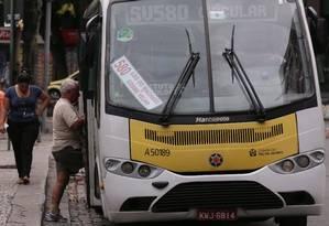 Mais caro. Usuário perderam o desconto desde o fim do ano passado Foto: Cléber Júnior / Agência O Globo