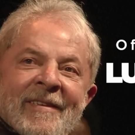 O futuro de Lula Foto: Reprodução