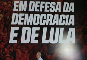 Lula acusa desembargadores de 'construírem cartel para dar decisão unânime' Foto: STRINGER / REUTERS