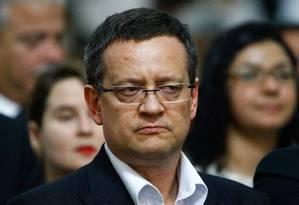 O ex-deputado Beto Albuquerque, vice-presidente do PSB Foto: André Coelho/Agência O Globo/19-08-2014