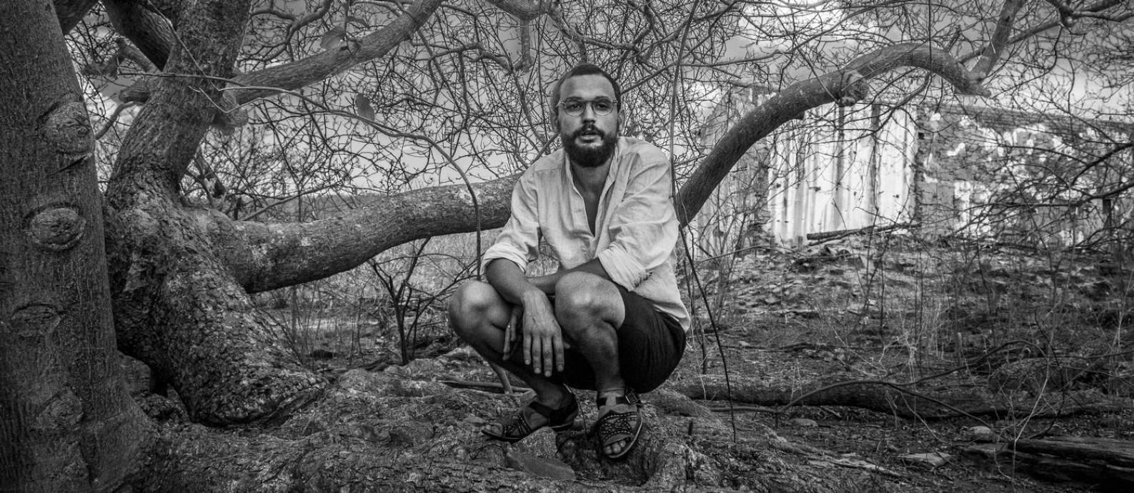 Antonio Marinho, um dos entrevistados do documentário