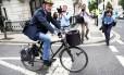 Jeremy Vine é um dos apresentadores da BBC que aceitou reduzir seu salário após polêmica por desigualdade salarial. Foto: Neil Hall/Reuters