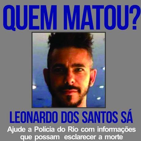 Portal dos Procurados lançou cartaz nesta sexta-feira Foto: Divulgação