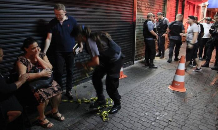 Tiroteio em bairro da Zona Norte do Rio deixa um morto