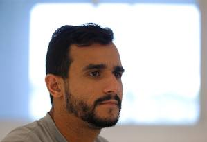 Henrique Dourado. Foto Marcelo Theobald / Agência O Globo. Foto: Marcelo Theobald / Agência O Globo