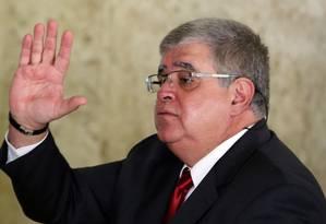 O ministro-chefe da Secretaria de Governo, Carlos Marun, durante entrevista no Palácio do Planalto Foto: Givaldo Barbosa / Agência O Globo