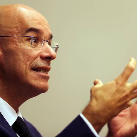 Presidente do Santander Brasil, Sergio Rial. Foto: Paulo Whitaker/Reuters