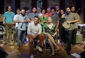 Grupo retomou as atividades no ano passado Foto: Luiz Ackermann / Agência O Globo