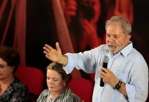 O ex-presidente Luiz Inácio Lula da Silva Foto: Leonardo Benassatto / Reuters/25-1-18