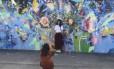 Grafite em Winwood Walls: visita a bairro de Miami é ideal para quem aprecia arte urbana