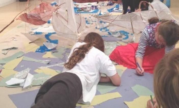 Galeria de arte Kettle's Yard, em Cambridge, terá espaço para educação de crianças e adolescentes Foto: kettlesyard.co.uk