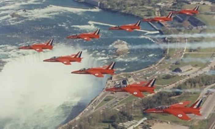 Fotos fazem parte do acervo do museu da Royal Air Force (RAF), a Força Aérea britânica, em Londres Foto: rafmuseum.org.uk