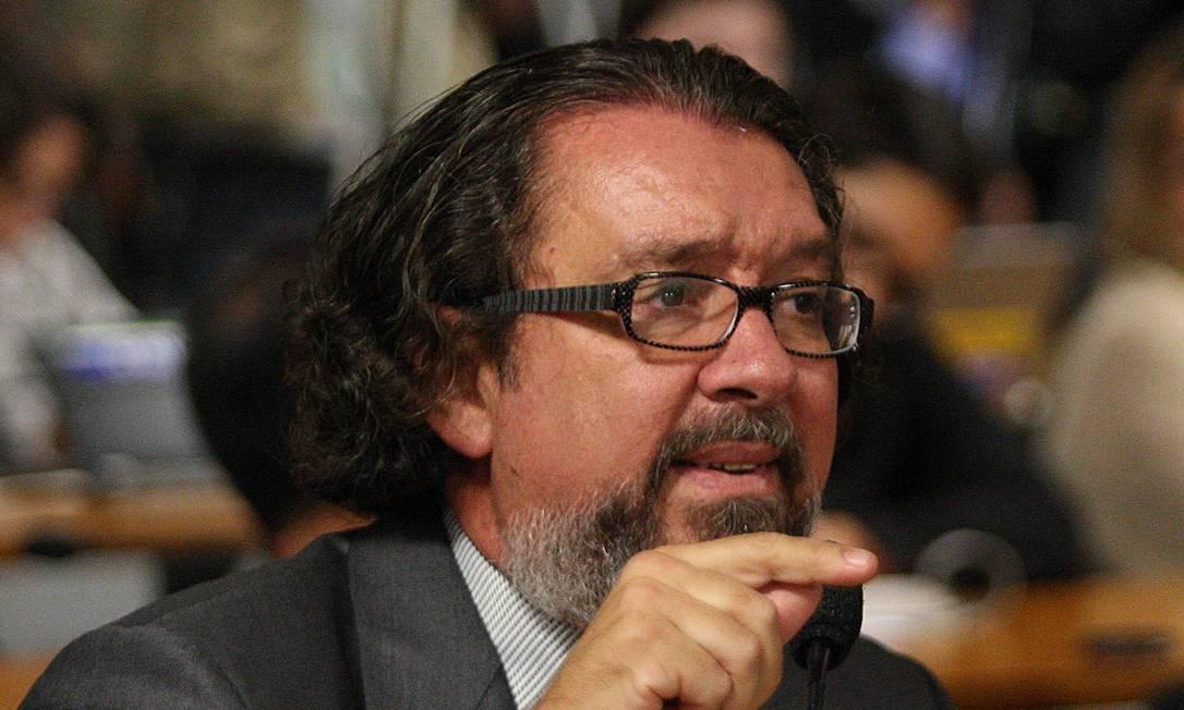 O advogado Antônio Carlos de Almeida Castro, o Kakay Foto: / André Coelho/Agência O Globo/25-06-2012