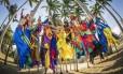 Caracterizações em grupo estão em alta no carnaval do Rio