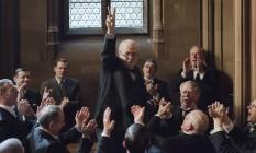 Gary Oldman em 'O destino de uma nação' Foto: Jack English / AP