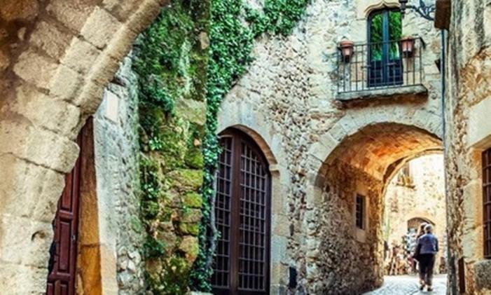 Cidades medievais da província de Girona, na Catalunha Foto: Visit Spain