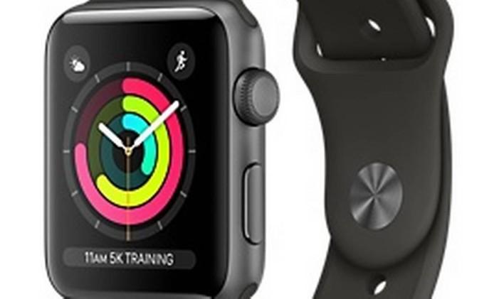 Apple Watch Series 3 Foto: Divulgação / Divulgação