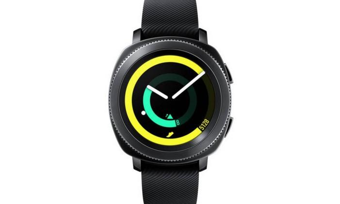 Samsung Sport Gear Foto: Divulgação