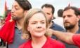 Denúncia contra a presidente do PT, Gleisi Hofmann, deve ser julgada até julho