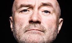 O músico Phil Collins, em 2010 Foto: Divulgação