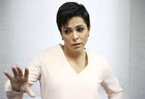 Deputada Cristiane Brasil está sendo investigada pelo MP Foto: Divulgação/PTB/11-7-2017 / Agência O Globo