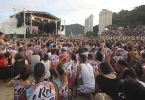 Igreja Bola de Neve estreia bloco de carnaval no Rio Foto: Divulgação