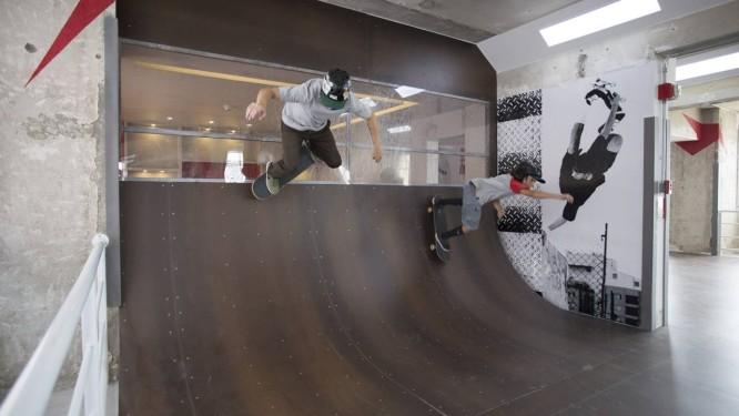 Farol Santander: o icônico prédio do Banespa, no centro de São Paulo, está reabrindo com várias atrações, que incluem pista de skate e restaurante panorâmico Foto: Renato Suzuki / Divulgação