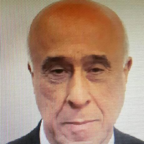 O coronel João Batista Lima, amigo de Michel Tener Foto: Reprodução