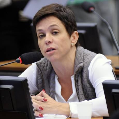 A deputada federal Cristiane Brasil (PTB-RJ) Foto: Lúcio Bernardo Junior/Câmara dos Deputados/04-05-2017