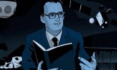 Arthur C. Clarke Foto: O Globo