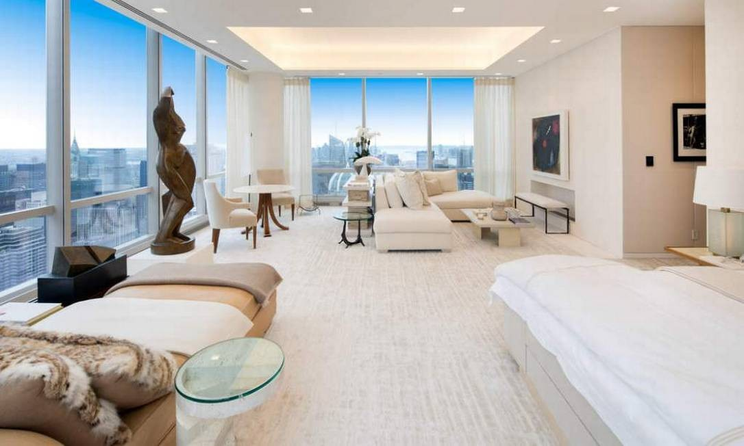 São 580 metros quadrados de puro luxo Foto: Sotheby's International Realty / Sotheby's International Realty