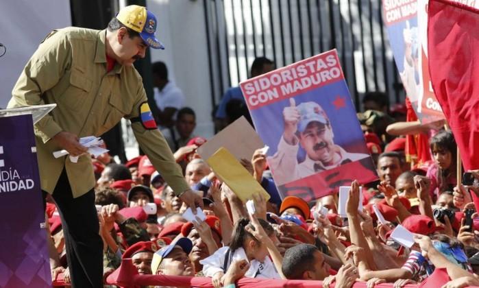 Eleitores da Venezuela chamados às urnas a 22 de abril