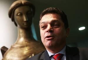 O deputado João Rodrigues (PSD-SC) Foto: Jorge William / Agência O Globo/27-10-15