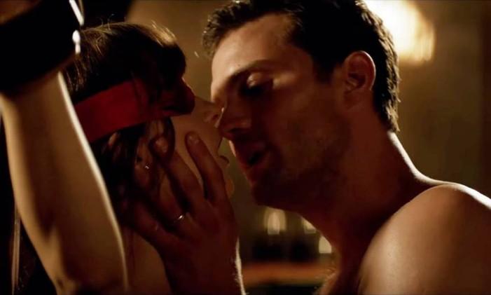 'Cinquenta Tons de Liberdade' promete mais cenas de sexo Foto: Divulgação