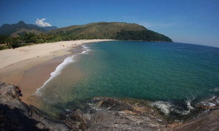 São Sebastião (SP) tem mais de 30 praias e ilhas Foto: turismosaosebastiao.com.br