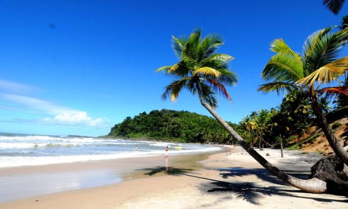 Praia da Engenhoca, em Itacaré Foto: Jotafreitas, Bahiatursa / Divulgação