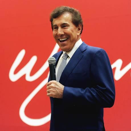 Steve Wynn, presidente do Wynn Resorts, em imagem de 2011. Foto: Mike Clarke/AFP