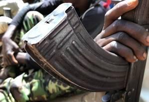 Mais de 300 crianças-soldado são libertadas no Sudão do Sul Foto: Unmiss