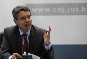 O delegado federal Ricardo Andrade Saadi Foto: Gil Ferreira / Agência CNJ/ 11-3-13 / Divulgação