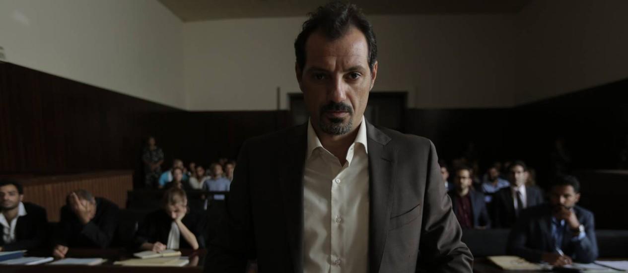 O insulto: Indicado ao Oscar na categoria: Melhor filme estrangeiro (Líbano) Foto: Divulgação